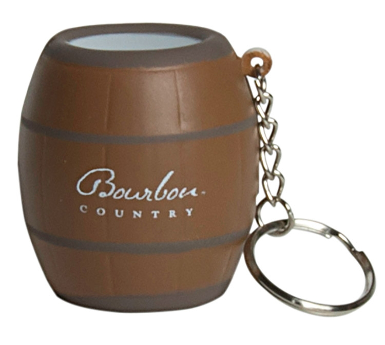 Barrel Squeezies Keyring Stress Reliever