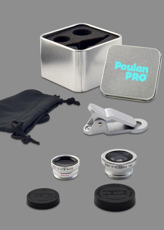 3-N-1 Lens Kit
