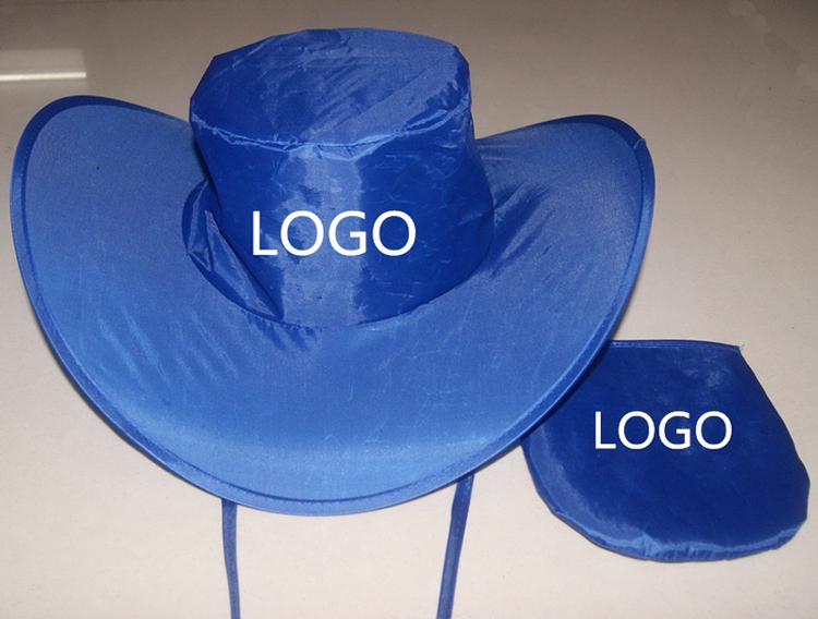 Foldable Cowboy Cap