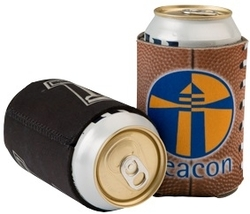 Collapsible Can Cooler - Full Color Imprint - Neoprene Can Cooler
