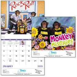 Monkey Mischief - Stapled