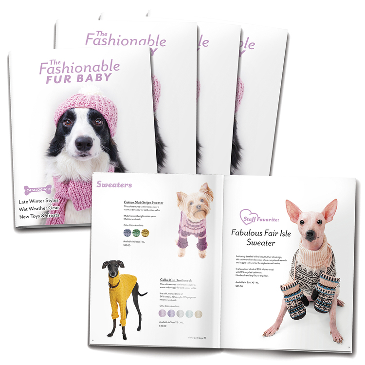 28-page (8.5x11) Booklet, Brochure or Catalog