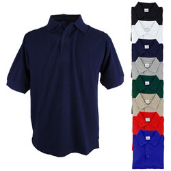 Go-to-Gotta-Have Solid Pique Polo