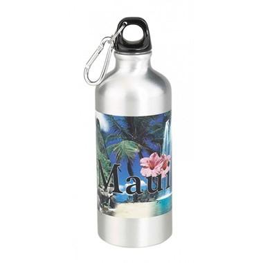 22 Oz  Full Color Sublimation Aluminum Water Bottle
