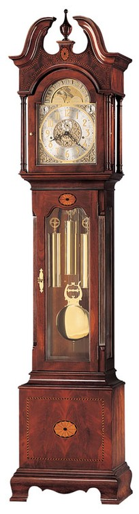 Howard Miller Taylor Presidential Collecton floor clock