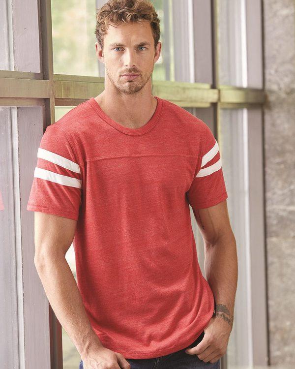 Eco-Jersey Short Sleeve Football T-Shirt