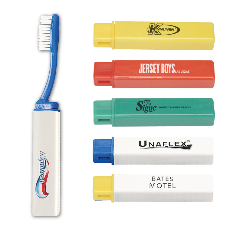 Travel Toothbrush w/Sleeve