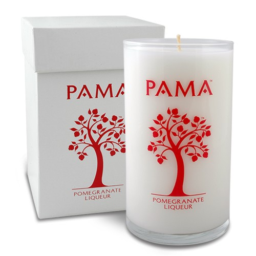 20 oz. Cylinder Candle, in 2 pc. GIft Box