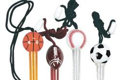 Sports Top Bubble Necklace