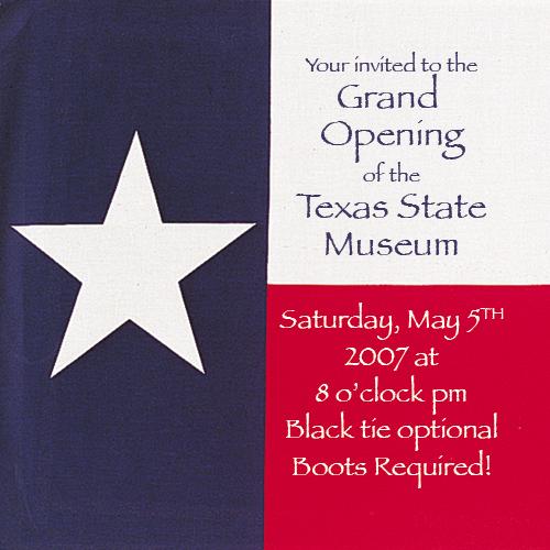 SP TEXAS FLAG BANDANNA -- USA - 22 X 24 SCREEN OVERPRINT USA