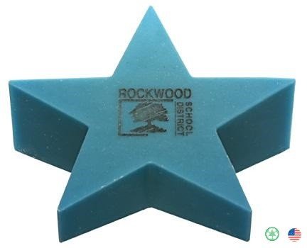 Stone Star Paperweight