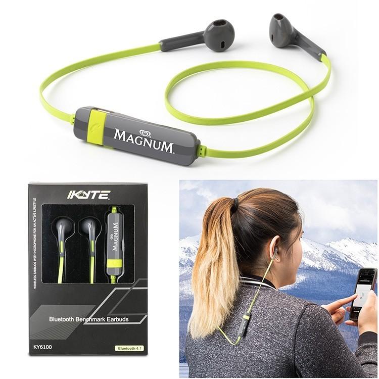 Bluetooth Benchmark Ear Buds SALE - Now Only $18.99 Until June 30th