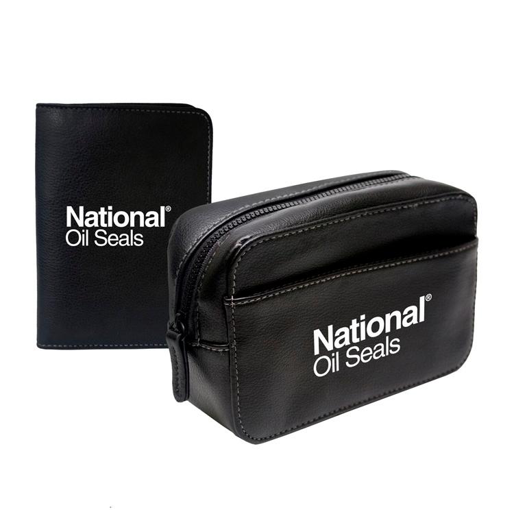 Passport Wallet & Travel Bag Set