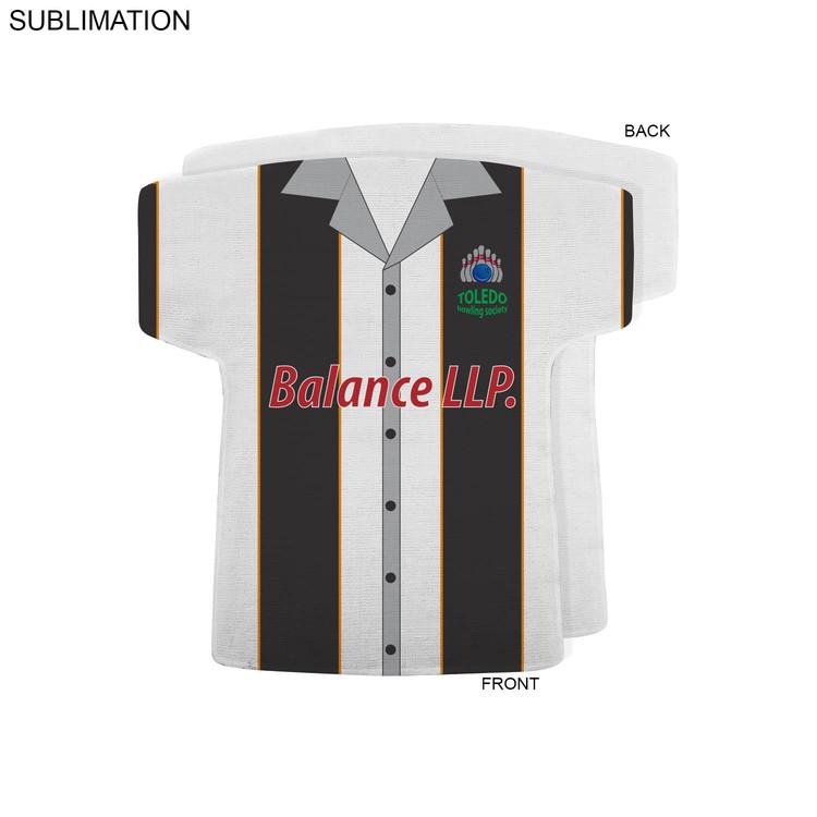 de6d843bf70 Bowling Shirt Shape Rally Towel