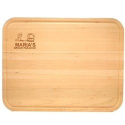 Solid Honey Maple Cutting Board