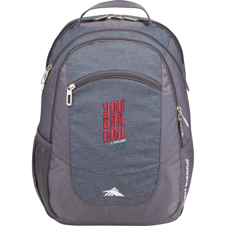 High SierraFly-By Compu-Backpack