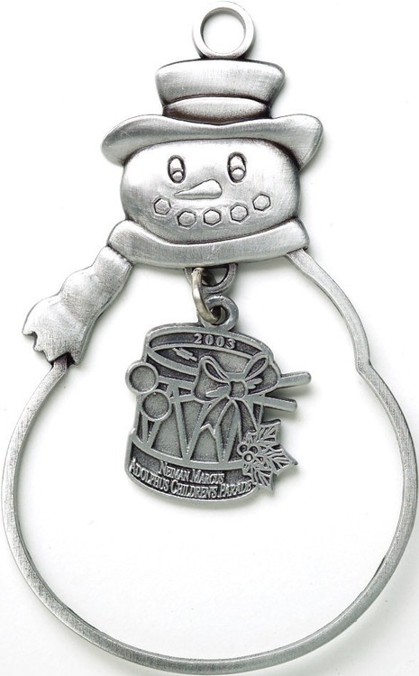 Charm Collection Ornament - Frosty