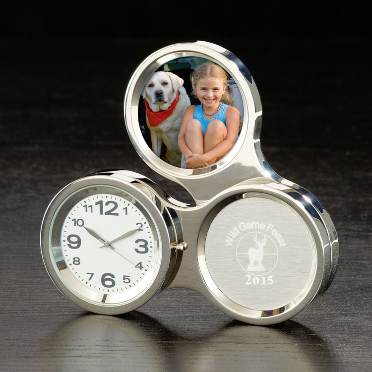 Round About Clock / Frame