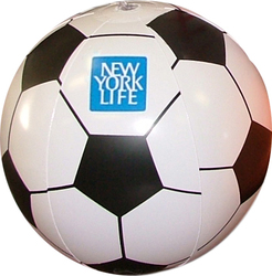 12 Inflatable Soccer Ball