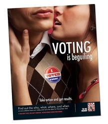 Political Flyer - 8.5x11 - 4 pt. Gloss Text