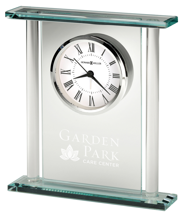 Howard Miller Julian tabletop clock