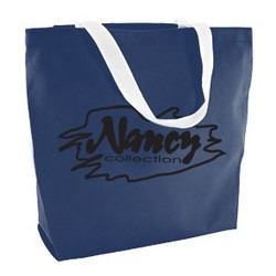 Colored Canvas Tote w/Gusset (13
