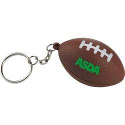 Touchdown Keychain