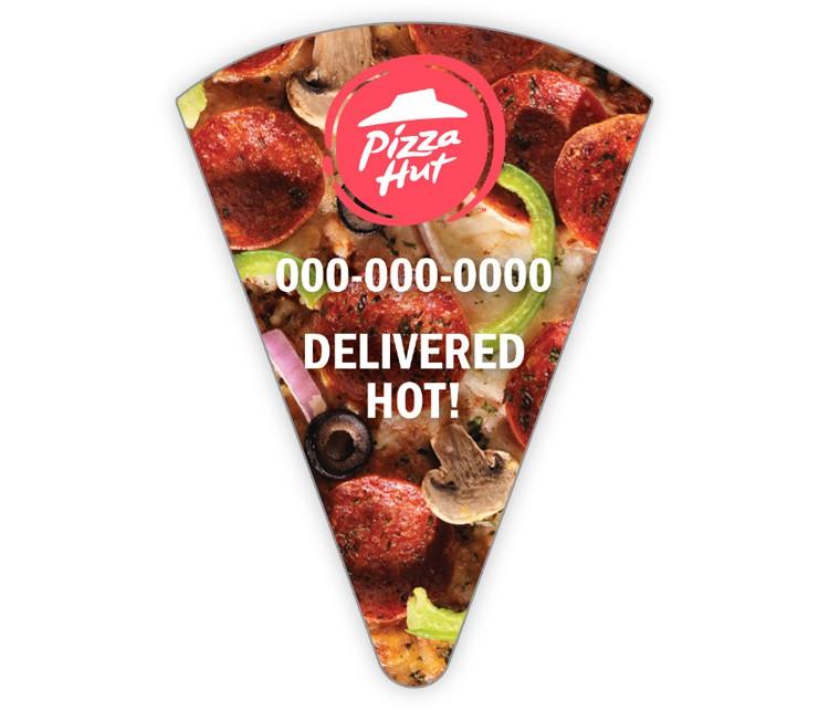 Pizza Hut Slice Magnet - Combo