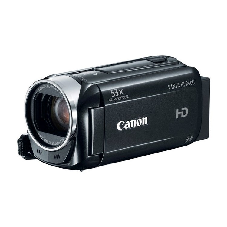 Canon HD Flash Memory Camcorder