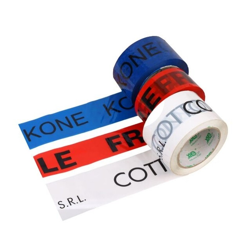 Printed Packing Tapes