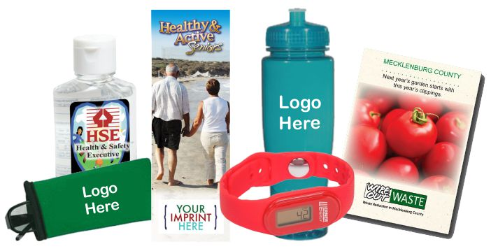 Seniors Health Promotional Gifts Custom Logo Printed