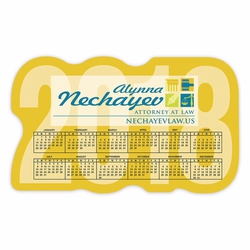 BIC&#174 20 Mil Calendar and Schedule Magnet