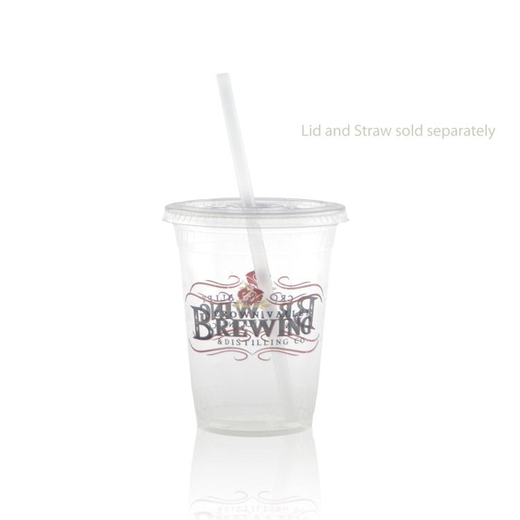 16 oz Clear Greenware® Cup - Hi-Speed