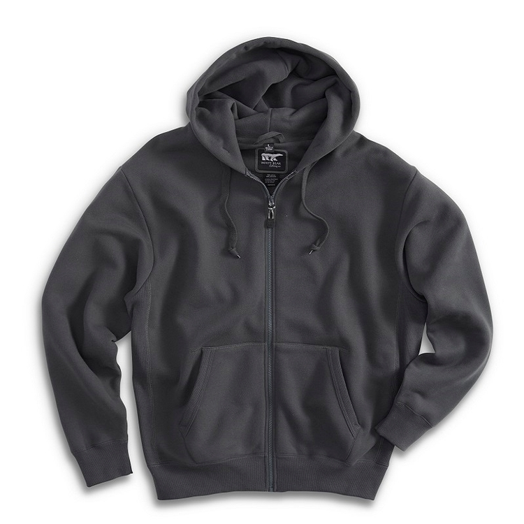 Heavyweight Full Zip Hood