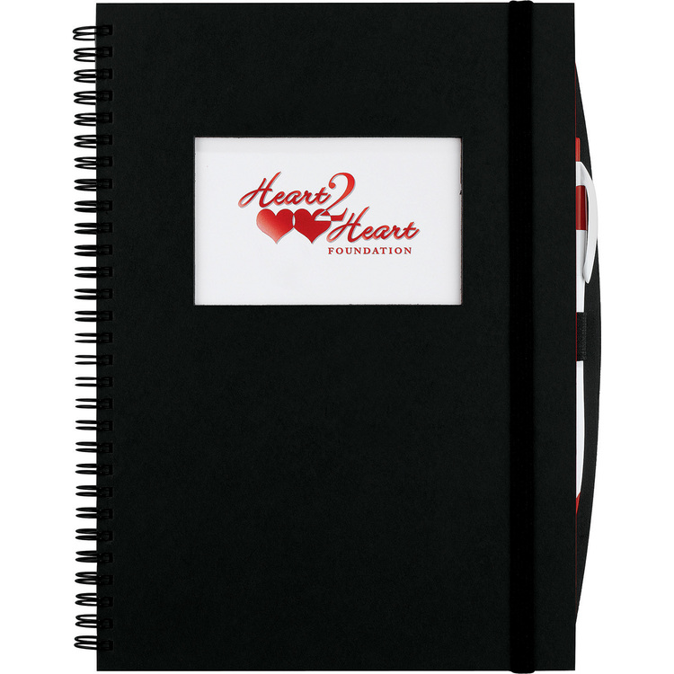 Frame Rectangle Large Hardcover JournalBook