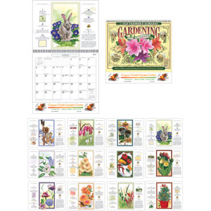 The Old Farmer's Almanac Gardening - Spiral