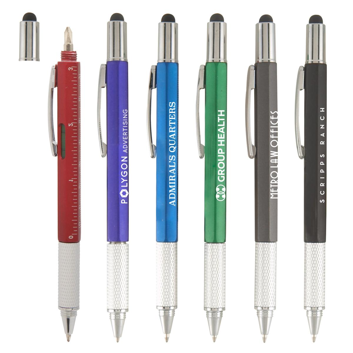 Pro Tool Pen w/ Stylus