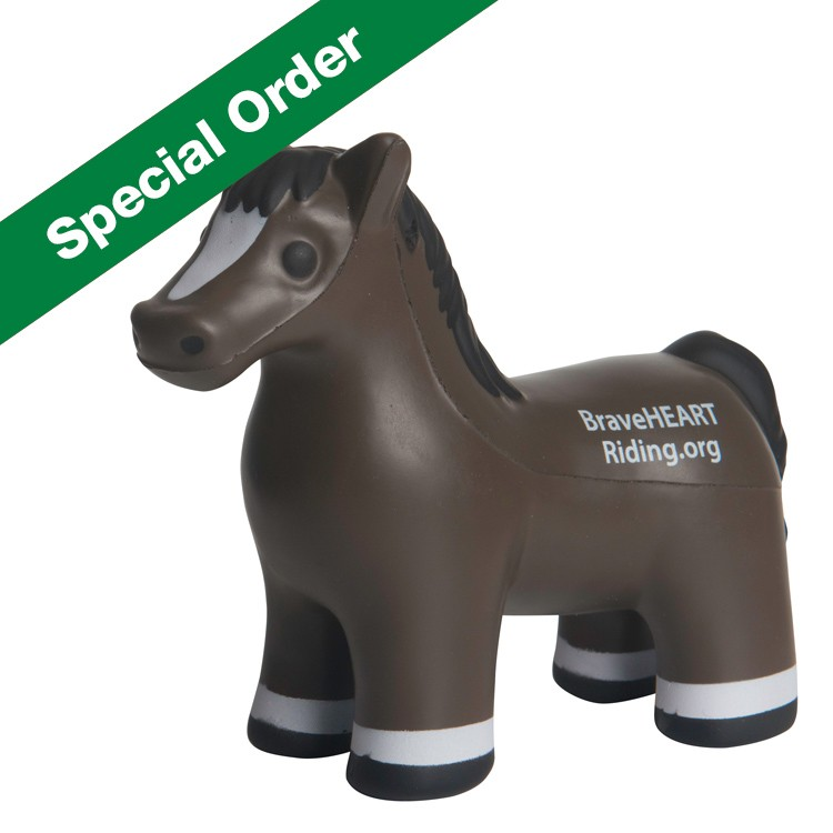 Talking Horse Squeezies Stress Reliever