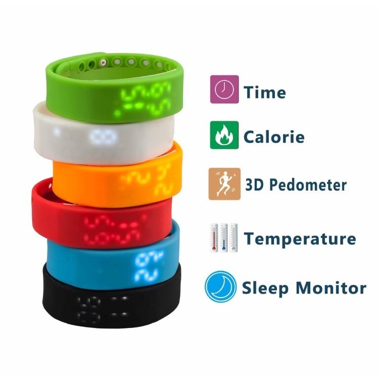 Fitness Tracker Smart Bracelet