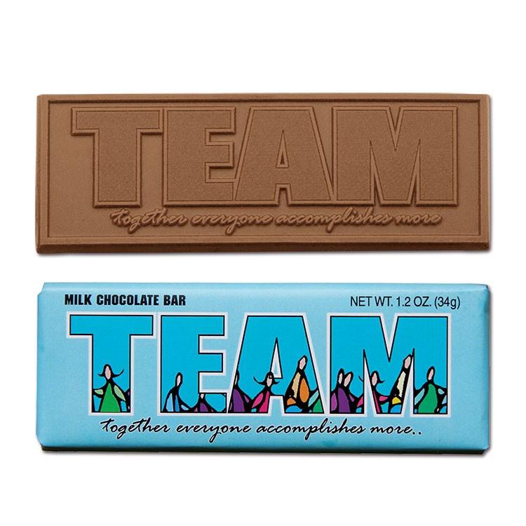 TEAM Chocolate Bars