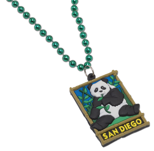 PVC Mardi Gras Beads & Emblems