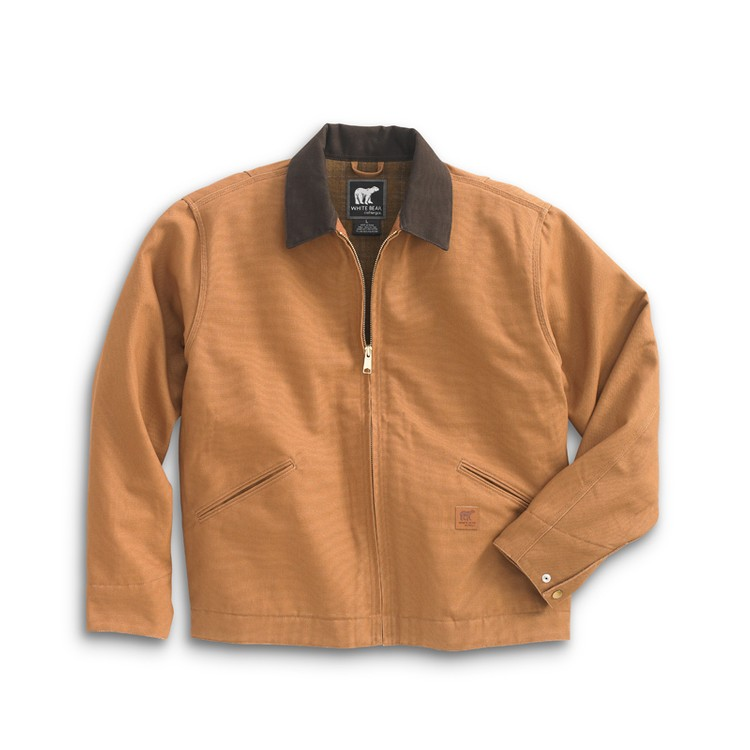 Blanket Lined Duck Jacket
