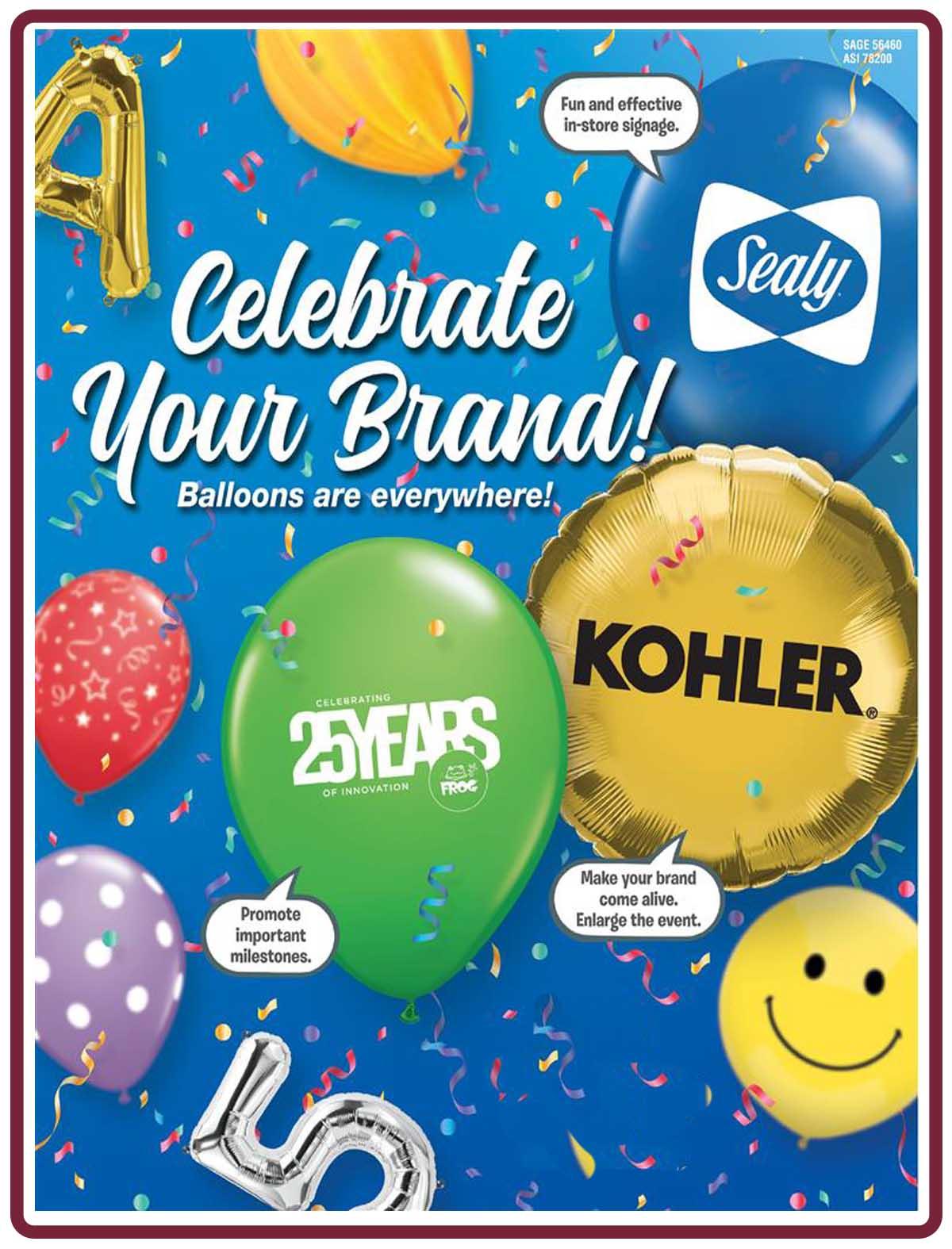 Custom Decorated Balloons