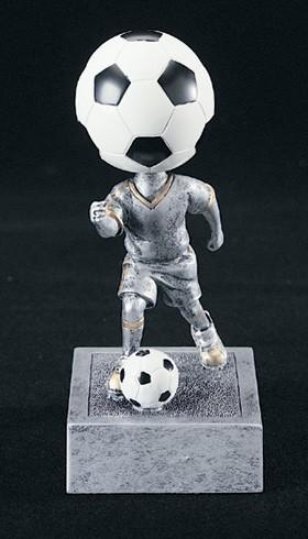 Soccer Bobblehead Figurine