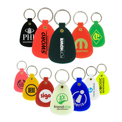 Plastic Tuff Tags - key tag