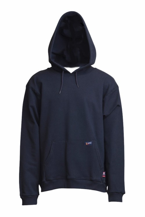 12oz. FR Hoodie Sweatshirts | 95/5 Cotton-Spandex Blend Fleece
