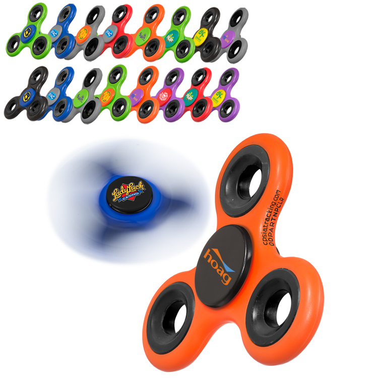 PromoSpinner™ Turbo-Boost with Multi-color