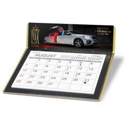 4-Color Imprint Desk Calendar