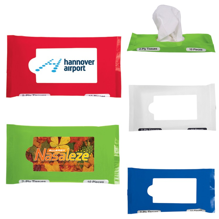 Pocket/Travel Facial Tissues