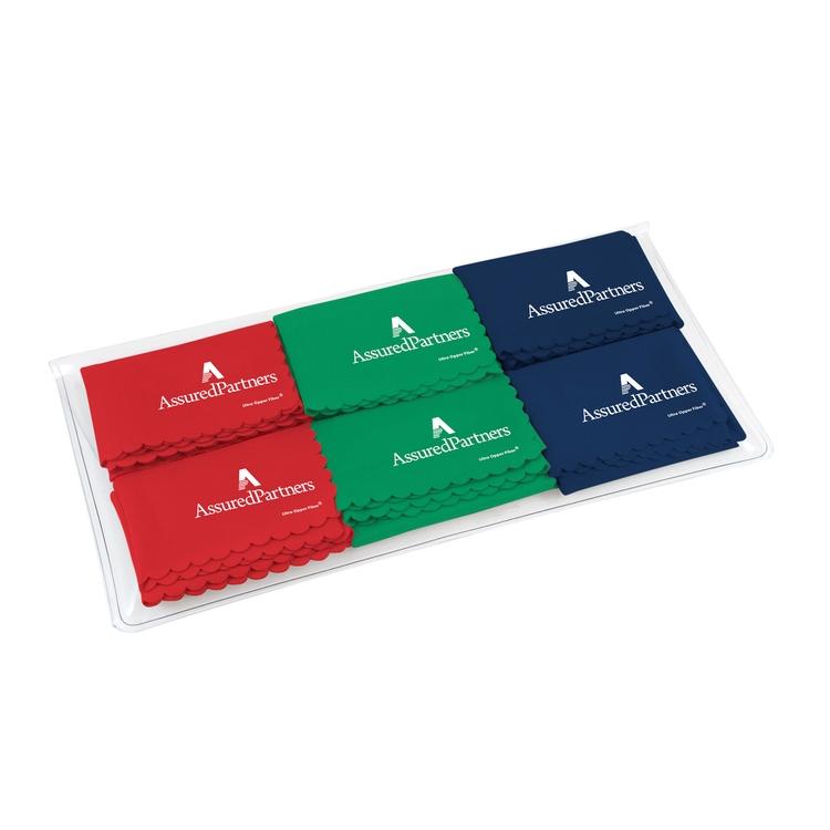 Ultra Opper Fiber® Cloth Multi Pack (6